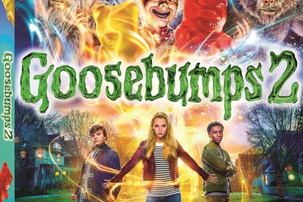 GOOSEBUMPS 2 IS NOW OUT ON BLU-RAY, DVD, and DIGITAL! {Giveaway}