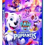 PAW Patrol Pups Save Puplantis DVD Review!