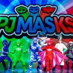 PJ MASKS LIVE Tour Dates For 2019 and A Family 4-pack Ticket Giveaway!