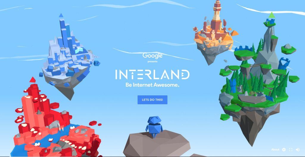 Interland, Free Online Kids Game Teaching Families How To Be Internet Awesome!