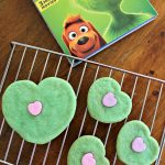 Dr. Seuss' The Grinch Heart Cookies to Celebrate The Blu-ray Release!