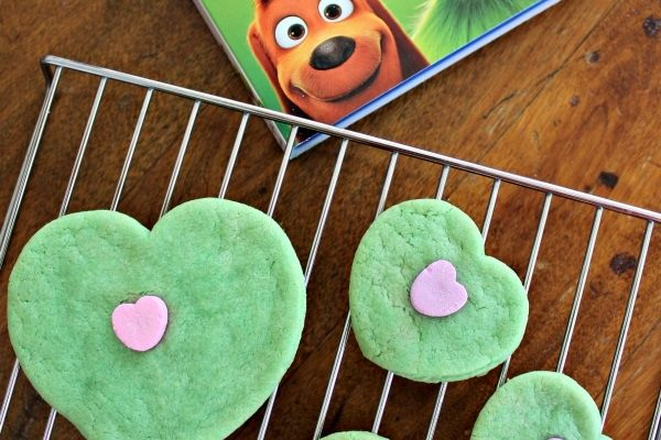 Dr. Seuss' The Grinch Heart Cookies to Celebrate The Blu-ray Release! {Giveaway}