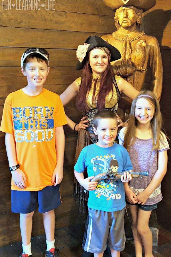 Kid Friendly Activities In Savannah Georgia