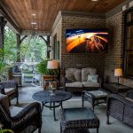 Tips To Creating An Outdoor Living Space and Veranda Series of SunBriteTVs!
