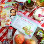 Apple Donuts and Butterfly Recipe Cards!