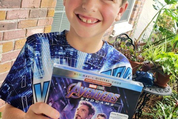 The Avengers: Endgame Blu-ray Bonus Extras Rock!
