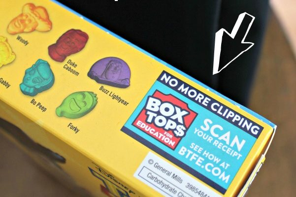 How To Use The New Box Tops For Education Program and Earn Double Box Tops at Walmart!