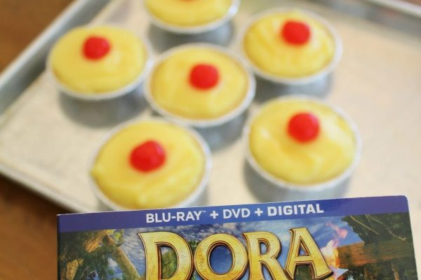 Banana Pudding Pies and Dora and the Lost City of Gold Blu-ray!