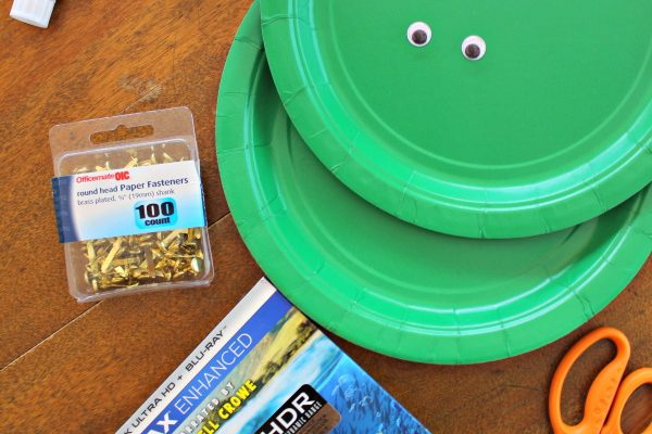 TURTLE ODYSSEY: BUNJI'S BIG ADVENTURE and Paper Plate Sea Turtle Craft!