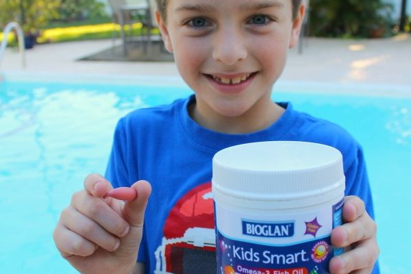 Kids Smart Fish Oil, An  Omega-3 Supplement My Kids Like!