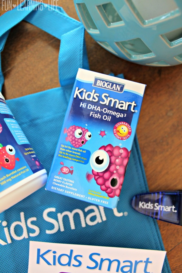 Kids Smart Fish Oil