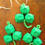 Egg Carton Shamrock Craft A St. Patrick's Day Activity!