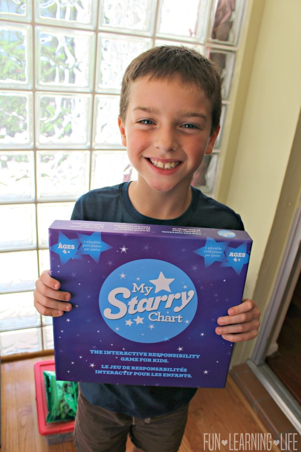 My Starry Chart Reward Chart For Kids