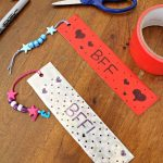 Bookmark Craft With Duct Tape!