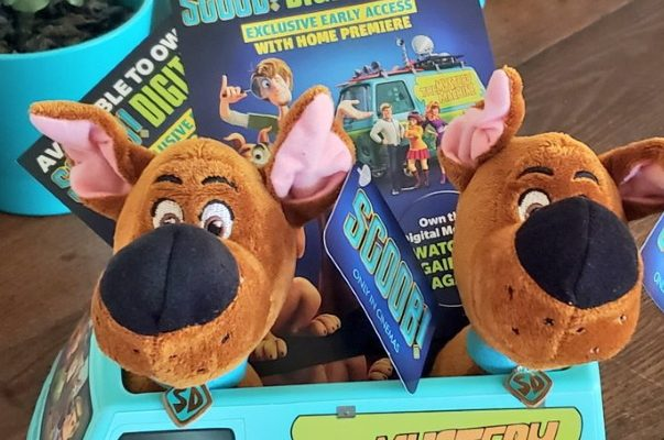 SCOOB! Coloring Sheets and Printables! {Plus Digital Movie Giveaway}