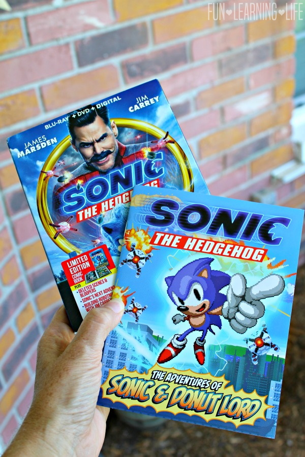 Workout For Kids From Sonic The Hedgehog Fun Learning Life