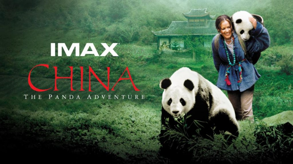 IMAX PANDAS and CHINA: THE PANDA ADVENTURE now streaming on Hulu!
