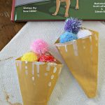 Paper Plate Ice Cream Cone Craft and Zoey's Adventures!