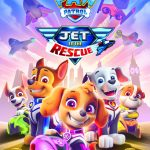 Celebrate Famous Female Pilots with Paw Patrol Jet 2 the Rescue DVD!