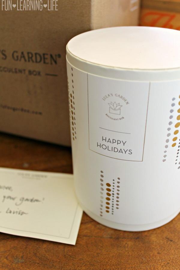 Lula's Garden, a Succulent Garden Gifting Company!