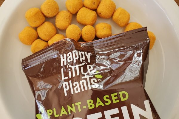 Happy Little Plants Protein Puffs – Plant Based Snacks with 16 Grams of Protein!
