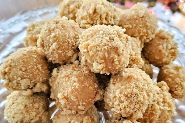 Peanut Butter Balls Dessert Recipe!