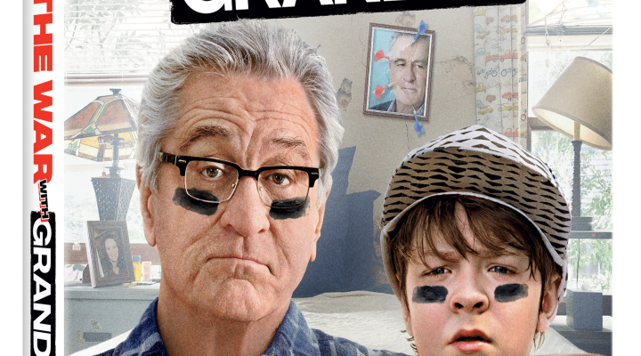 The War With Grandpa Now Out On Blu-ray, Digital, and DVD!