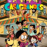 THE CASAGRANDES: THE COMPLETE FIRST SEASON DVD!