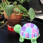 Creative Roots Paint Your Own Turtle Craft!