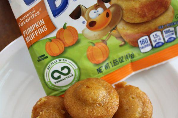 Little Bites Pumpkin Muffins Are Back! {$25 Visa Gift Card Giveaway}