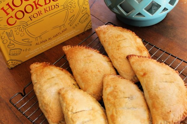 Pumpkin Pasties In The Unofficial Hogwarts Cookbook for Kids! {Giveaway}
