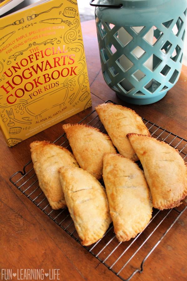 Pumpkin Pasties In The Unofficial Hogwarts Cookbook for Kids
