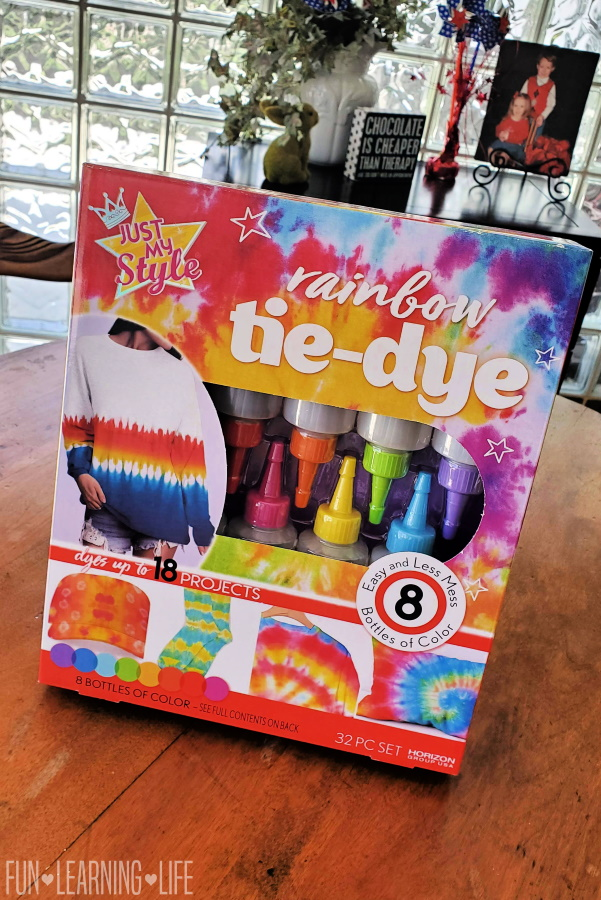 Tips To Making Tie Dyeing Easier!